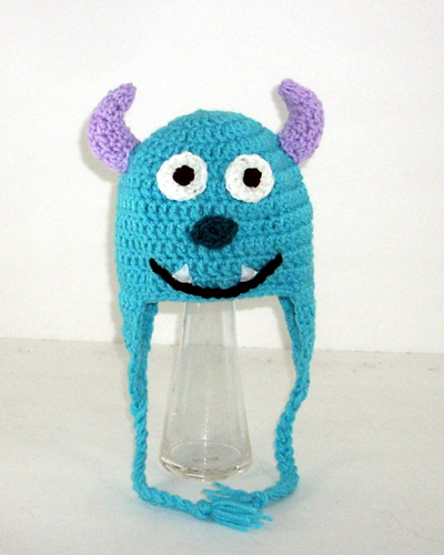 Sully Earflap Hat from Monsters Inc.