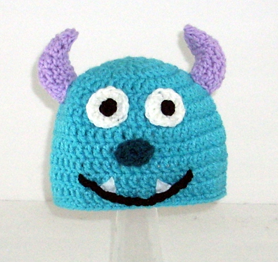 Sully Hat from Monsters Inc.