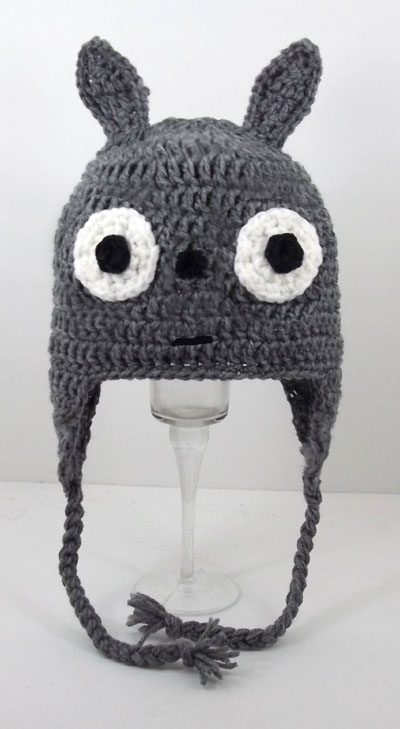 My Neighbor Totoro Earflap Hat