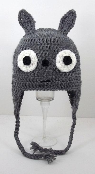 My Neighbor Totoro Earflap Hat 3000 Cutiehats Custom Hats