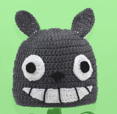 My Neighbor Totoro Hat with Smile