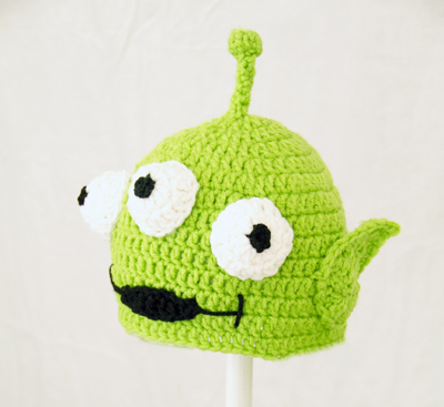 Toy Alien Hat from Toy Story