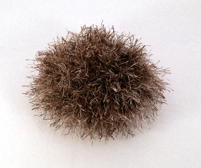 Brown Tribble from Star Trek