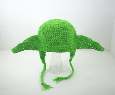 Yoda Earflap Hat from Star Wars